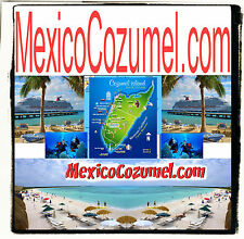 Mexico Cozumel .com Fishing Resort Cabins Cottage Beach Holiday Cruise Ship Sail