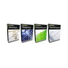 Project Management MS Microsoft 2003 2007 2010 Compatible Software Bundle