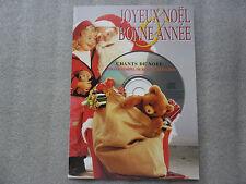 CD-ALBUM-CHANTS DE NOEL-CHORALE GOSPEL DE RUEIL MALMAISON-1995-CARTE DE NOEL-_/
