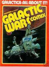 Galactic Wars COMIX # 1 (W. Wood) (Warren piacciono, USA, 1978)