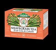 TADIN SHAVE GRASS HERBAL TEA  24 BAGS/3 BOXES TE DE COLA DE CABALLO