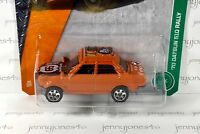 2017 Matchbox VHTF Orange #94 '70 DATSUN 510 RALLY