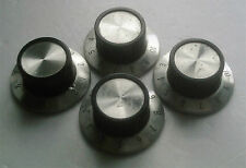 Rare Old Vintage TEISCO JAPANESE Guitar Knobs (LARGE)