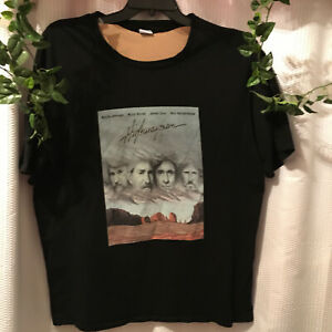 The Highwaymen Waylon, Willie, Johnny, and Kris 3X Men's Quality Tee Collectable