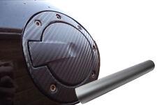 Premium Tankdeckel Tank Deckel Auto PKW Design Folie Set in Grau Matt