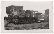 1946 BOSTON & MAINE RAILROAD Photo PHOTOGRAPH Locomotive MASSACHUSETTS RR Train