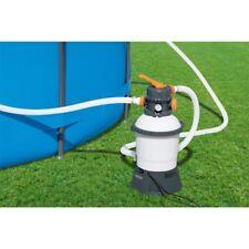 More details for bestway 58515 flowclear 800gal sand filter pump