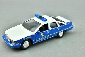 Road Champs 1993 Georgia State Police Patrol Chevrolet Caprice—1/43