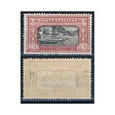IT6143 - 1923 Alessandro Manzoni 10c carminio MH/*