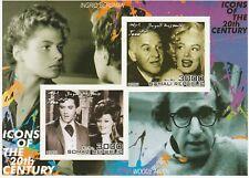 Ingrid Bergmann,Woody Allen postfrisch 1367