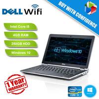 Dell Latitude E6230 Core i5 2.6GHz 4GB RAM 250GB HDD WEBCAM