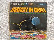 Tom Dissevelt's Fantasy in Orbit LP Album PHS 600-189, 1965 Philips Records