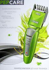 Carrera® PEPCARE Haarschneider Bartschneider AKKU/NETZ 100-240V NEU OVP 16133022