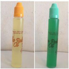 1 Yellow Peeling & 1 Green Peeling Oil Skin Care Fades Dark Spots Scar 30ml Each