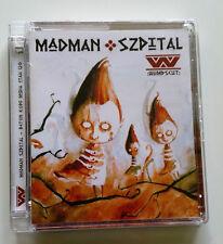 """:wumpscut: – """"Madman Szpital"""" ltd. Super Jewelbox (NEW/OVP!)"""