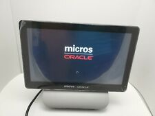 Micros Oracle Workstation 6 Terminal With Docking Stand Windows10 Ent Pos 2