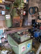 FIRST milling machine vertical milling machine Bridgeport clone.