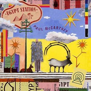 Paul McCartney EGYPT STATION (LIMITED EXPLORER'S EDITION) New Colored Vinyl 3 LP