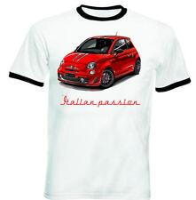 FIAT 500 ABARTH ispirato 1-NUOVO Amazing Graphic T-SHIRT R S-M-L-XL - XXL