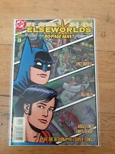 ELSEWORLDS 80 PAGE GIANT #1 NM 9.4 RARE RECALLED ISSUE DC COMICS HOT MONSTER KEY