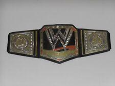 WWE 2012 Mattel HEAVYWEIGHT CHAMPIONSHIP Youth Replica New Logo Wrestling BELT *