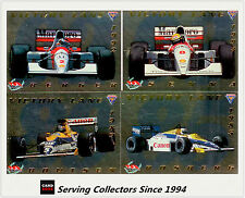 1994 Adelaide Grand Prix Trading Cards VICTORY LINE Subset Full Set (9)-RARE