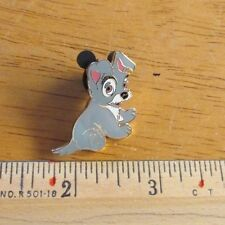 Disney Pin Lady and the Tramp Scamp puppy