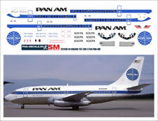 1/144 PAS-DECALS decals Eastern Express Boeing 737-200 Pan Am