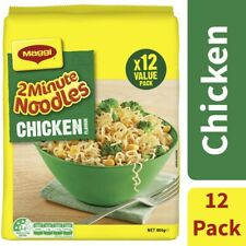 Maggi 2 Minute Noodles Chicken 12 Pack 864g