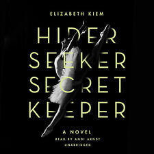 Hider, Seeker, Secret Keeper by Elizabeth Kiem CD 2014 Unabridged
