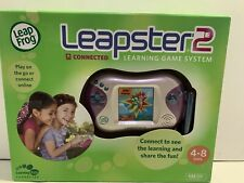 Leap Frog Leapster 2 Learning Game System Learning Path Connected Sealed NIB