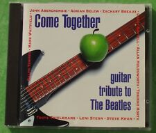 Come together guitar tribute to the Beatles Leni Stern, John Abercrombie, Adrian