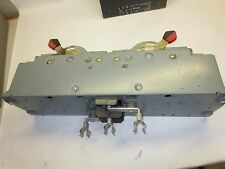 SQUARE D QMB-363-T TWIN FUSIBLE PANELBOARD SWITCH - 100A, 600VAC, 3-POLE