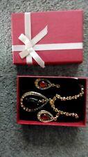 Avon Pendant & Earrings Set