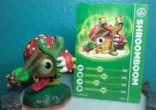 SHROOMBOOM figure + Card Skylanders Giants Life