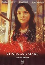 VENUS AND MARS - Lynn Redgrave - Daniela Amavia - NEW AND SEALED DVD
