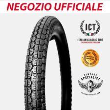 3.00 - 17 SCOLPITO Pneumatici Gomme moto epoca ORIGINALI Italian Classic Tire