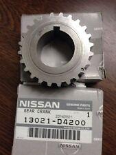 Nissan 200SX S13 CA18DET Crankshaft Gear Sprocket Genuine Nissan 13021-D4200