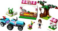 Lego 41026 FRIENDS SUNSHINE HARVEST 100% Complete with Parts List - Olivia