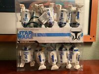 VINTAGE Star Wars R2D2 Christmas 10 Light Set 2008 New OUT OF PRODUCTION Rare