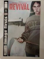 IMAGE FIRSTS: REVIVAL #1 (2013) IMAGE COMICS TIM SEELEY & MIKE NORTON! 1ST PRINT