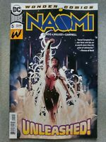 NAOMI #5 (wonder comics) (2019 DC Universe Comics) ~ VF/NM Book
