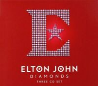 Elton John - Diamonds Nuovo x3 CD