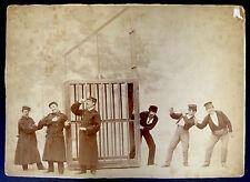 Fotografia de Paris - L'évasion - Madrid 1880 -