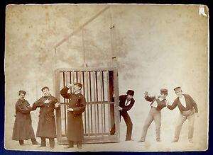 Fotografia de Paris - L'Escape - Madrid 1880