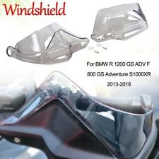 Pair Handguard Hand Gushield Protector For BMW R1200GS F800GS S1000XR 2013-2018