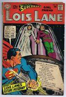Superman's Girlfriend Lois Lane #90 ORIGINAL Vintage 1969 DC Comics