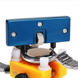 Watch Case Opener Repair Watchmaker Tool Wristwatch Battery Remover Repair A74