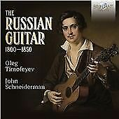 The Russian Guitar, John Schniederman, Oleg Timofeye CD | 5028421954059 | New