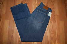NWT Mens LUCKY 221 Original Straight Erwin Wash Denim Jeans 32 W x 32 L